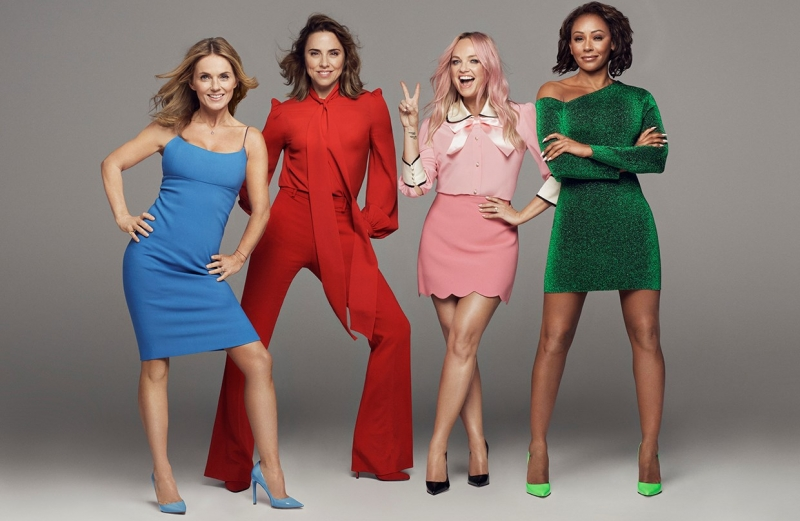 Spice Girls - Spice World 2019